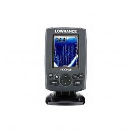 Эхолот Lowrance Hook-3x DSI 455/800 (000-12636-001)