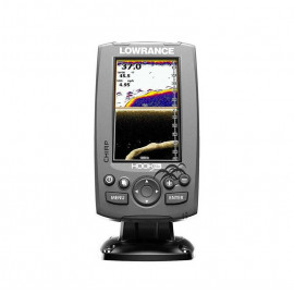 Эхолот Lowrance Hook-4x Mid/High/DownScan (000-12641-001)