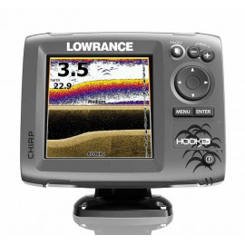 Эхолот Lowrance Hook-5 Mid/High/DownScan (000-12656-001)