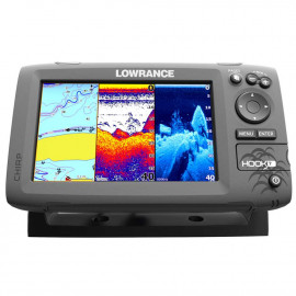 Эхолот Lowrance Hook-7 Mid/High/DownScan (000-12664-001)