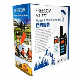 Рация Freecom MT-777 Black 1 шт White 1 шт