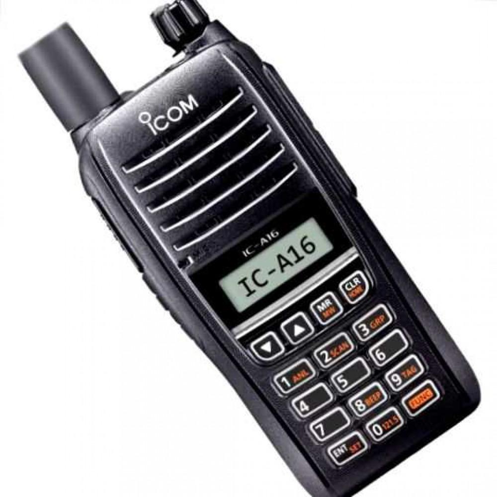 Рация Icom IC-A16E