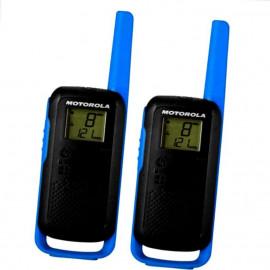 Рация Motorola Talkabout T62 Blue