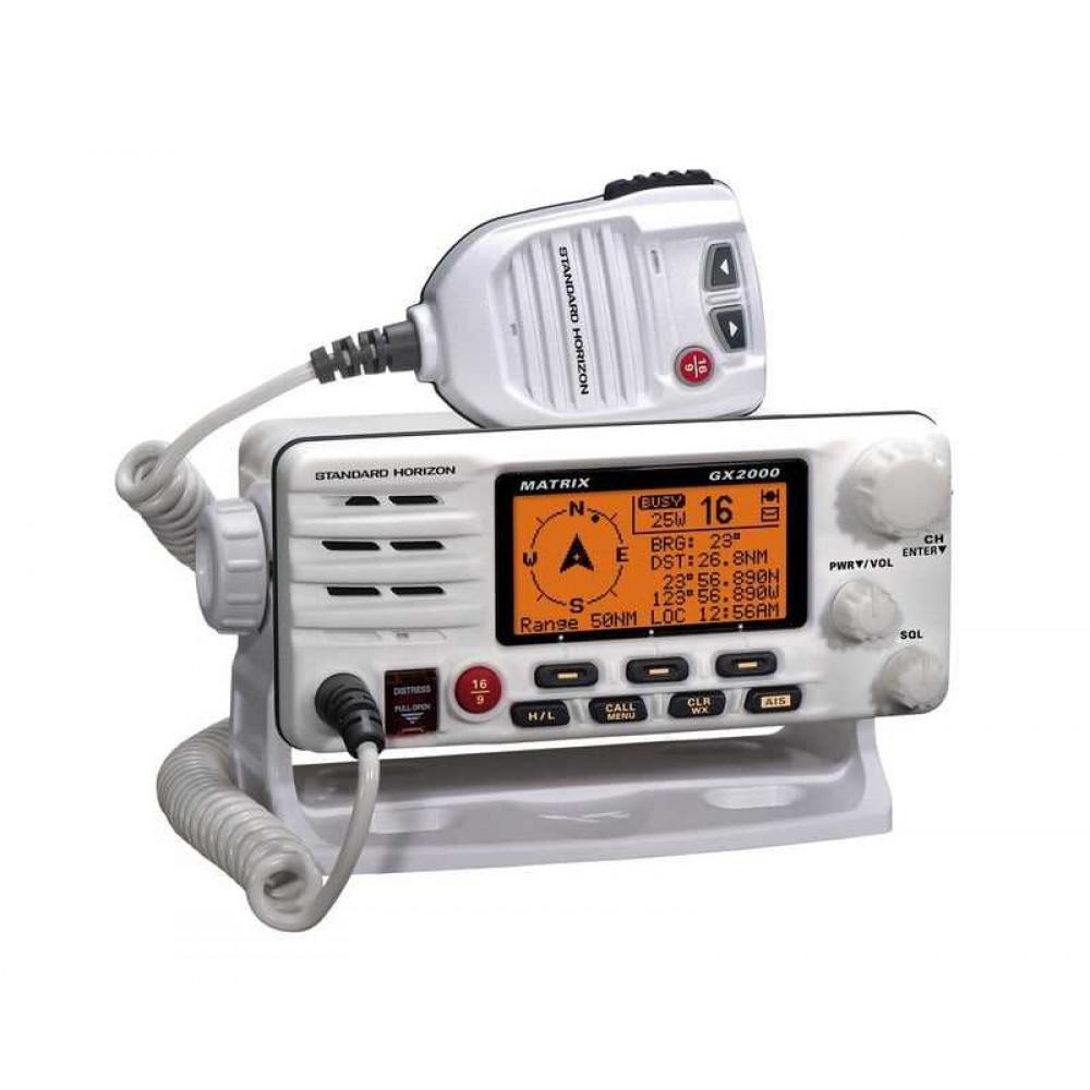 Рация Standard Horizon GX2000