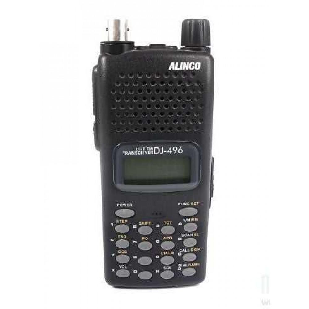 Рация Alinco DJ-496 (body)
