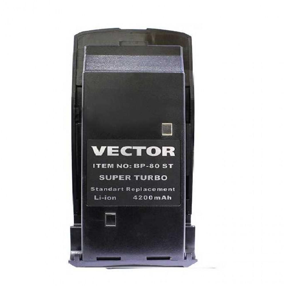 Аккумулятор Vector BP-80 ST