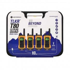 Рация Motorola TLKR T80 Extreme Quad Pack