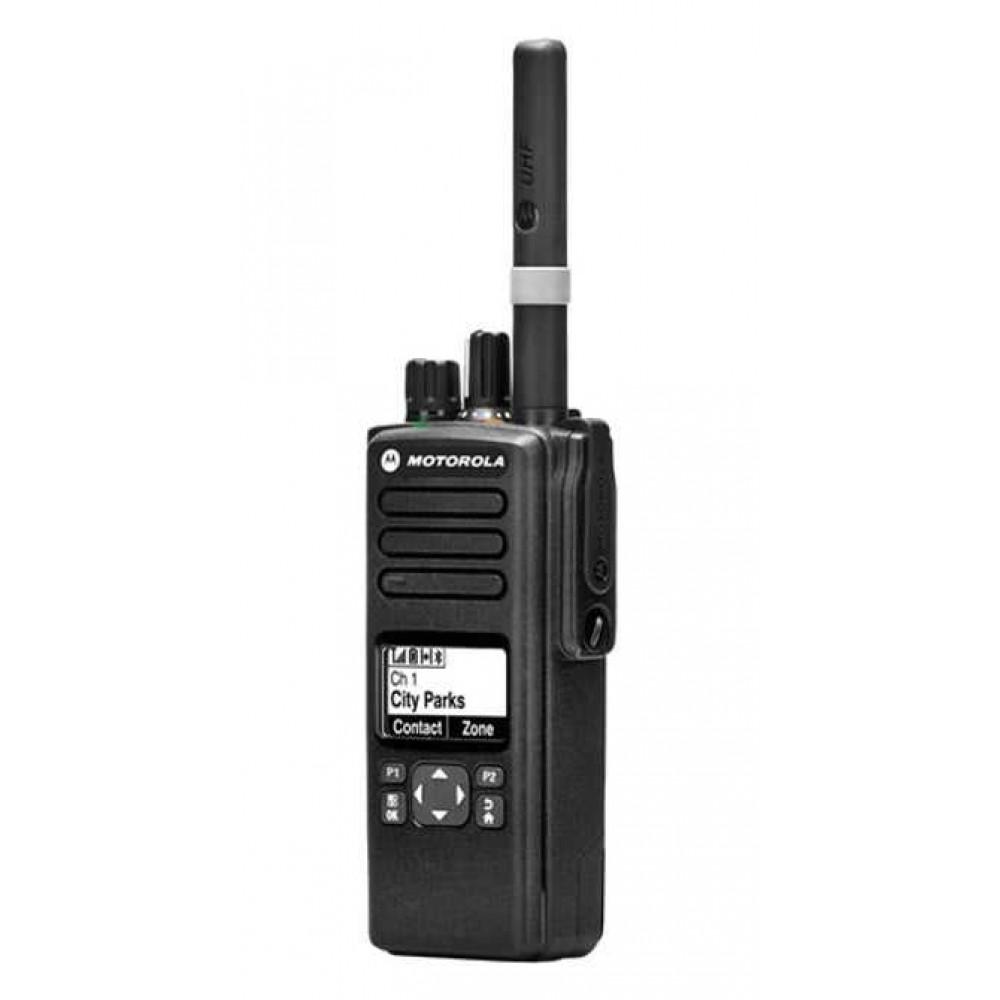 Цифровая рация Motorola DP4600
