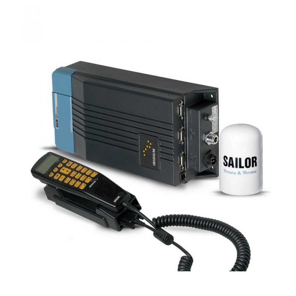 Стационарный морской комплект спутниковой связи Sailor SC4000