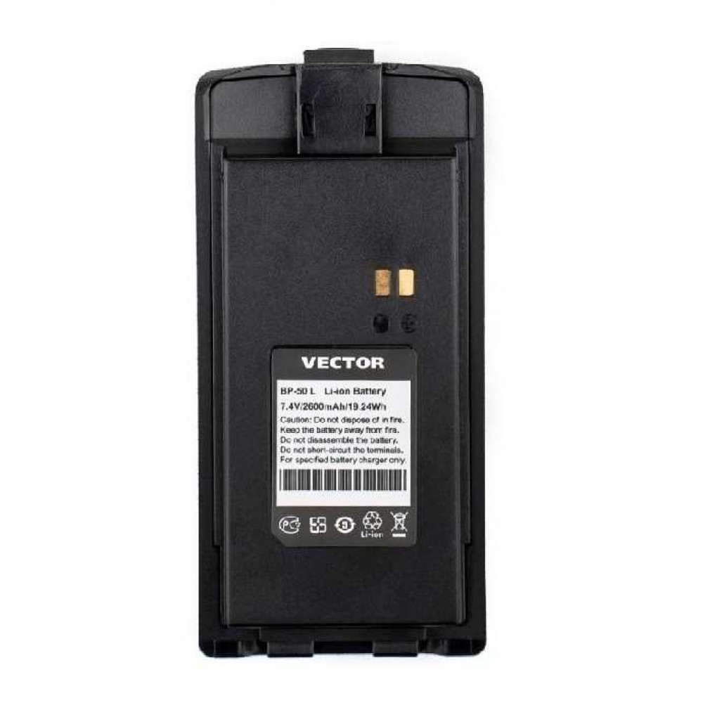 Аккумулятор Vector BP-50L