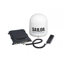 Терминал спутниковой связи Cobham Sailor 500 FleetBroadband
