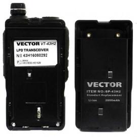 Рация Vector VT-43 H2
